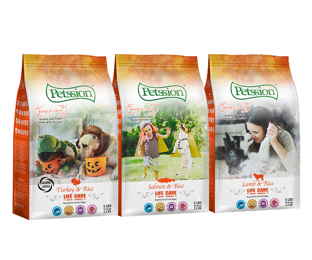 Dog Food for All Life Stages